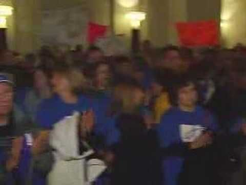 AFT-West Virginia Members Rally for Competitive Pay